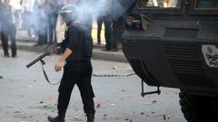 """Поддръжници на """"Мюсюлмански братя"""" подпалиха университетски сгради"""