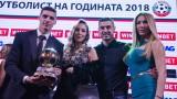 """Пълно разпределение на гласовете на журналистите в анкетата """"Футболист на годината"""""""