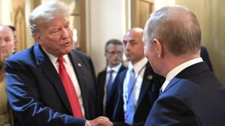 """""""Няма сговор"""": Тръмп и Путин отрекоха за руска намеса в телевизионнo интервю"""
