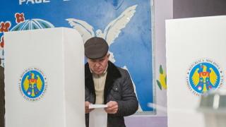 Четири партии в Молдова надскачат 6%-та бариера за парламента