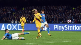 Английски клубове спасяват Барселона от Антоан Гризман