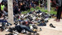 700 мигранти щурмуваха оградата в испанския анклав Мелиля