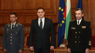 Ролята на НАТО при противодействие на хибридна война, обсъждат в МО