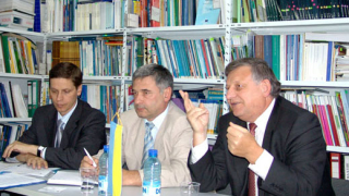 Украйна с търговски интерес към нашите стоки
