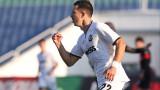 Илиян Мицански: Чувствам се добре в Славия, надявах се на повече голове