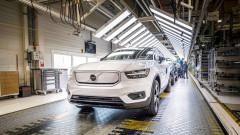 Volvo иска да произвежда само електромобили от 2030-а