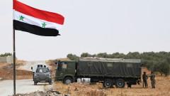 Ирак е обезпокоен от ситуацията в Сирия