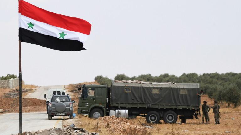 Иракското правителство е обезпокоено, чеоперацията на Турция в Сирия може