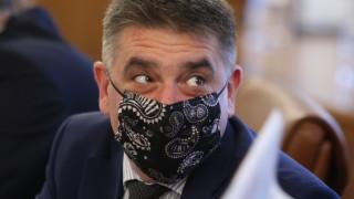 Данаил Кирилов напуска и парламента
