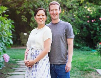 Основателят на Фейсбук се готви да стане баща