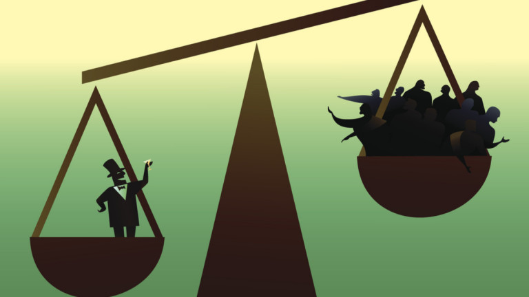 Най-богатият 1% в САЩ притежава над 30% от богатството