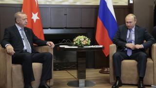 Русия обвинява Турция в нарушаване на териториалната цялост на Сирия
