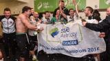 Дъндолк спечели за трети пореден път титлата в Ирландия
