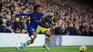 """Четвърта загуба в шест кръга за Челси, неочаквано поражение за """"сините"""" на """"Стамфорд Бридж"""""""