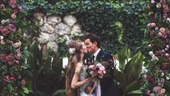 Къде среброто е неизменна част от сватбата
