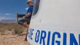 Blue Origin може да изпрати първите си туристи в Космоса през април