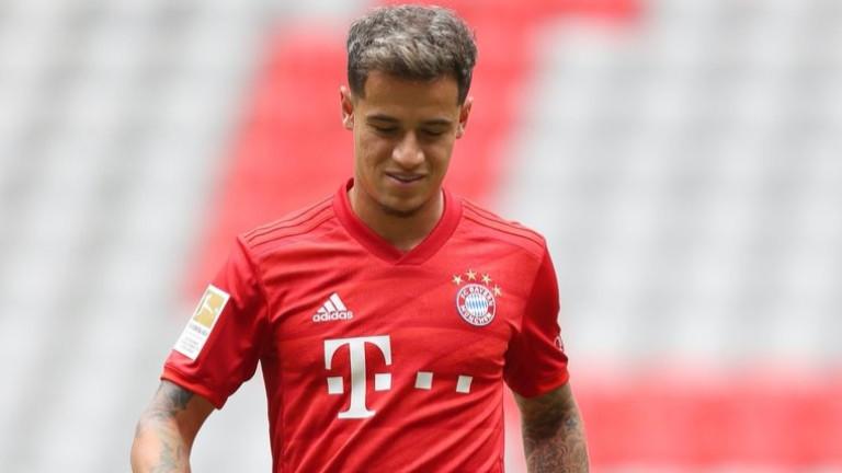 Коутиньо: За мен е чест, че съм част от клуб като Байерн (Мюнхен)