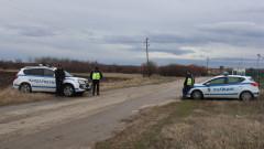Задържаха шофьор без книжка след гонка в Сливен