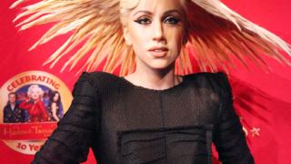 Лейди Гага в Мадам Тюсо