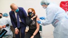 """И Украйна залага на """"Пфайзер"""" срещу пандемията"""