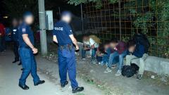 На бежански ад подложени столичните полицейски управления