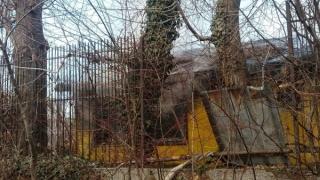 Запалиха стадион в Бургас!
