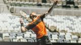 Григор Димитров: Не приемам тениса за даденост