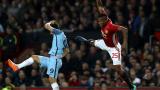 Юнайтед на Моуриньо най-сетне спечели важен мач и детронира Сити (ВИДЕО)