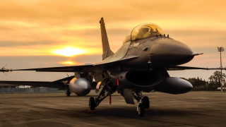 """""""Авионамс"""" ще отговаря за поддръжката на F-16 у нас; БОЕЦ: Сега Гешев светна като коледна елха"""
