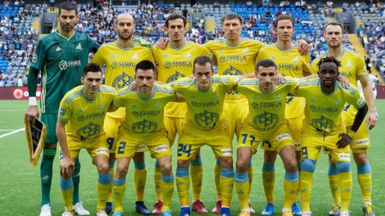 Отборът на Астана направи огромна крачка към поредно участие в