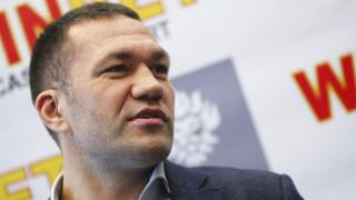 Кубрат Пулев: Започвам здрави тренировки, готов съм да се бия с всеки