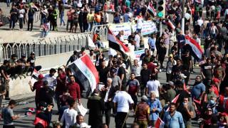 Поредни протести в Ирак взеха десетки жертви, стотици са ранените
