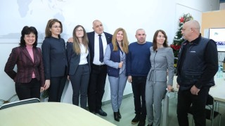 След пандемията икономиката ни тръгва нагоре, уверен Борисов