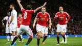Ман Юнайтед продължава да мечтае за Топ 4