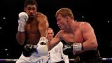 Антъни Джошуа: С удоволствие ще се бия с Тайсън Фюри