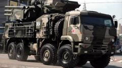 """ПВО комплексът """"Панцир - 1"""" охранява Новосибирск"""