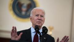 Сенатът одобри антикризисния план на Байдън за 1.9 трлн. долара