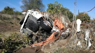 Нормализира се обстановката с наводненията в Бургаско