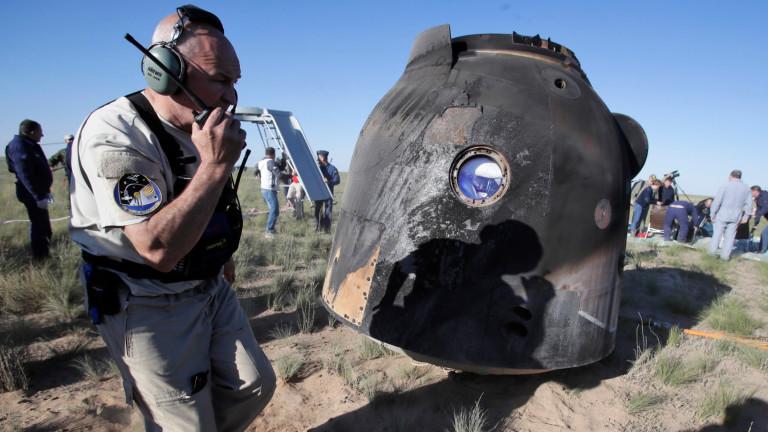 Вече се тества оръжие за руските космонавти. То може да