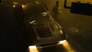 Ето как изглежда автомобилът на новия Батман