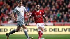 Манчестър Юнайтед загуби от Бристол Сити с 1:2 и е аут от Купата на Лигата