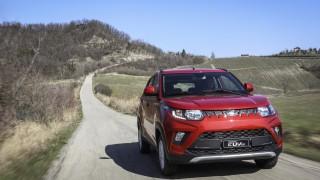 Индийският производител Mahindra идва в България с градски SUV за 22 490 лв.