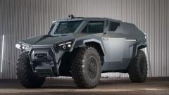 Scarabée - военната машина, която може всичко