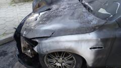 """Кола изгоря в столичния квартал """"Младост"""" 4"""