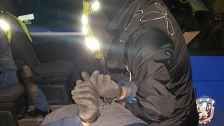 Задържаха софиянец, издирван от Германия за опит за убийство