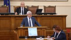 Кирил Ананиев представя новата методика за заплати пред шефовете на болници