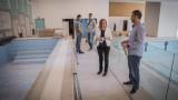 Нова спортна зала в София отваря врати през октомври