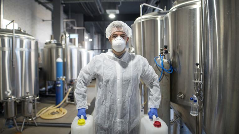 Снимка: На всеки 15 минути в света умира работник заради излагане на токсини