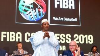 Малиецът Аман Нианг ще ръководи ФИБА в следващите четири години