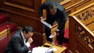 Часове преди вота на доверие 65% от гърците подкрепят предсрочни избори